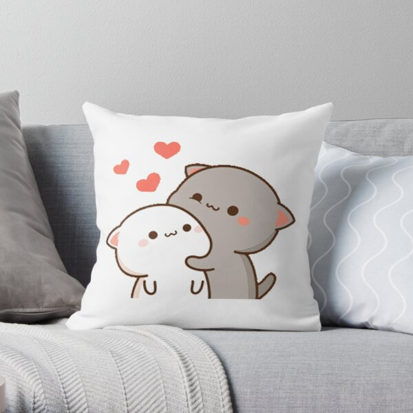 Chats mignons Coussin