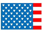 Love America by Graham Bliss