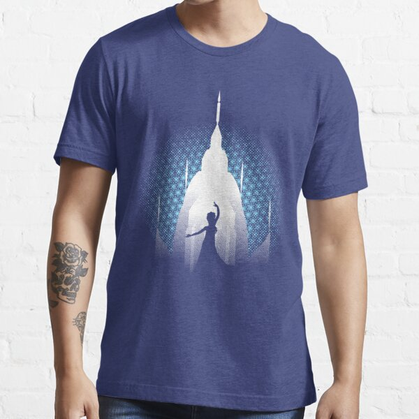 The Cold Never Bothered Me Anyway Essential T-Shirt
