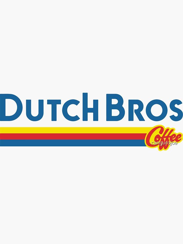 Dutch Bros Coffee Design by cangurojoe