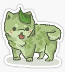 Matcha Teapup Sticker