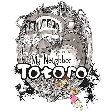 My Neighbor Totoro by QuennBeat