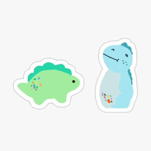 Pickle and Cousin Derp sticker pack Sticker
