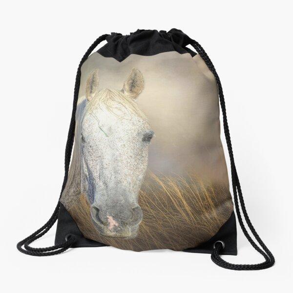 Beloved Arabian Horse Drawstring Bag