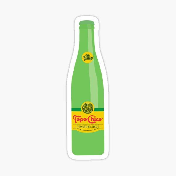 Lime Topochico Sticker