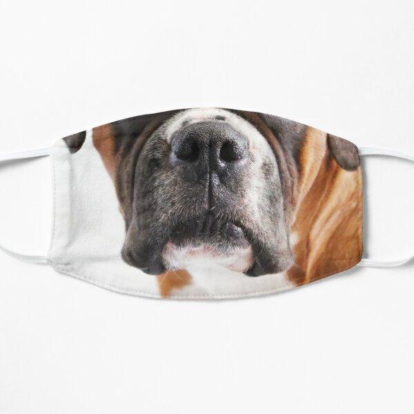 Dog Nose Boxer Flat Mask