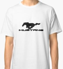 Ford Mustang Logo Tee Classic T-Shirt