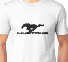 Ford Mustang Logo Tee Unisex T-Shirt