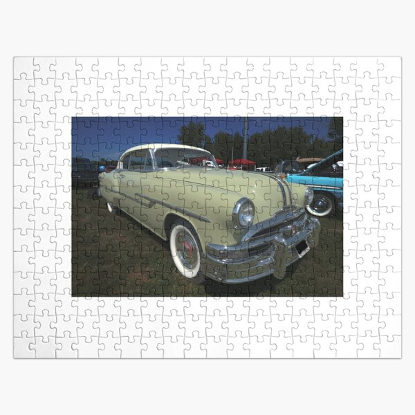 1953 Pontiac Jigsaw Puzzle
