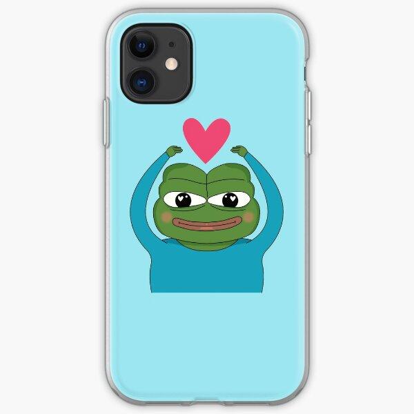 Apu in love. iPhone Soft Case