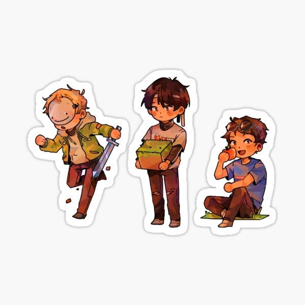 Dream Team Sticker