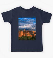 Alhambra HDR Kids Tee