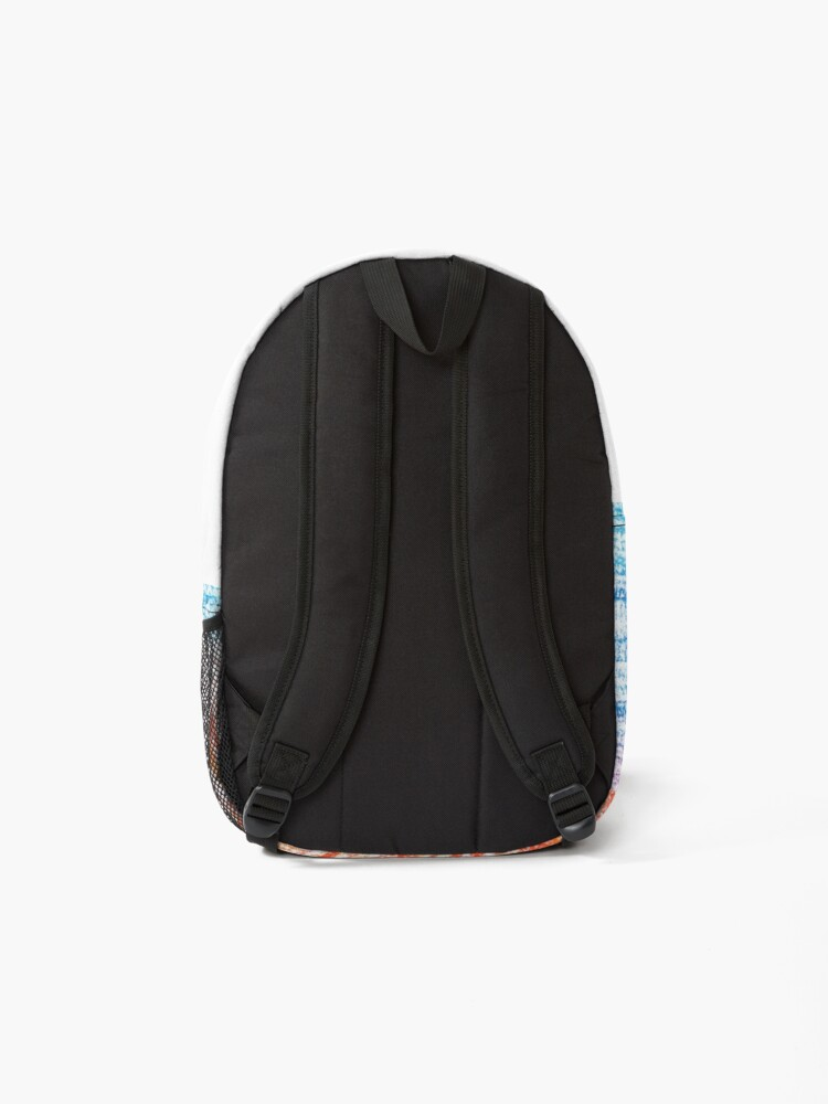 Alternate view of M.I. #28 |☼| Sea Sunset Backpack