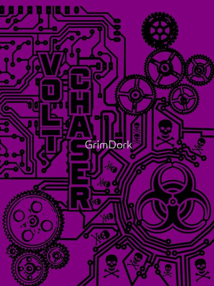 Volt Chaser (purple) by GrimDork