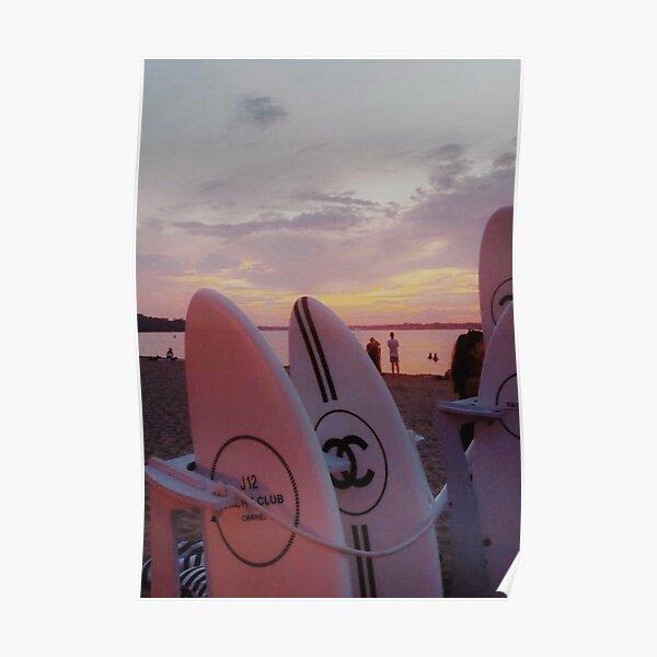 LE SURF Poster