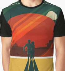 Phobos und Deimos Grafik T-Shirt