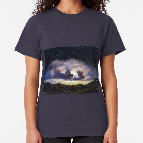 Night Thunderstorm Classic T-Shirt