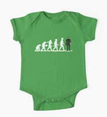 Evolution Borg! Kids Clothes
