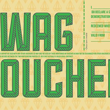 Swag Voucher by CatMacDesign