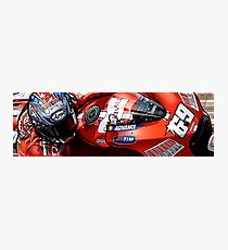 Ducati 69 Photographic Print