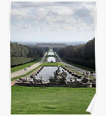 Palace of Caserta Poster