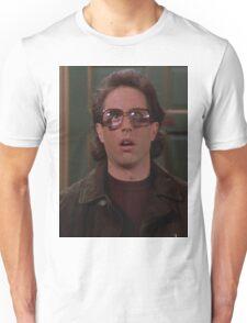 Jerry Seinfeld Glasses Unisex T-Shirt