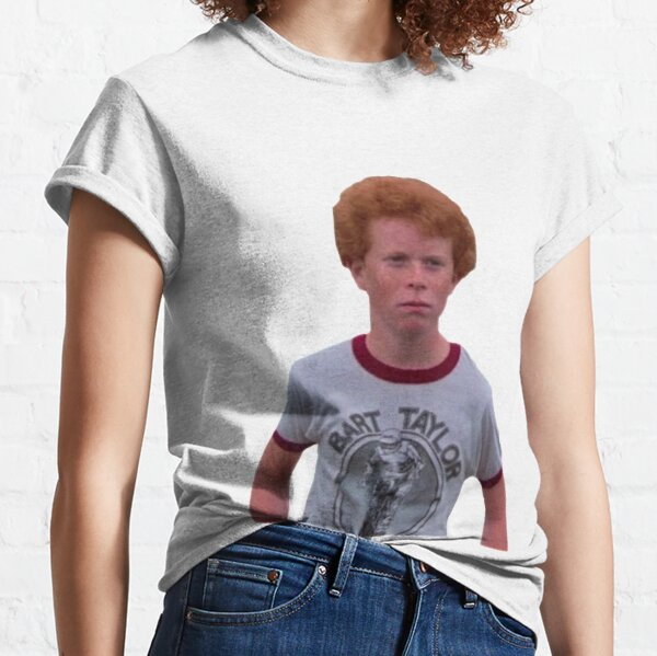 Bart Taylor the Man ft, Wes Rad Bmx Movie 1986 Classic T-Shirt