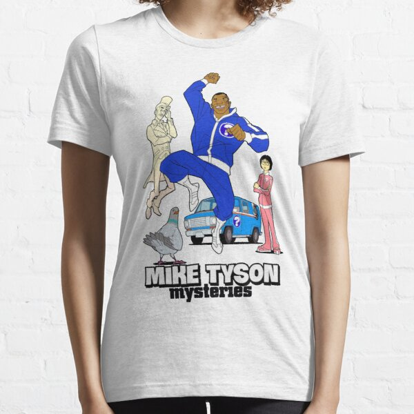 MIKE TYSON MYSTERIES Essential T-Shirt
