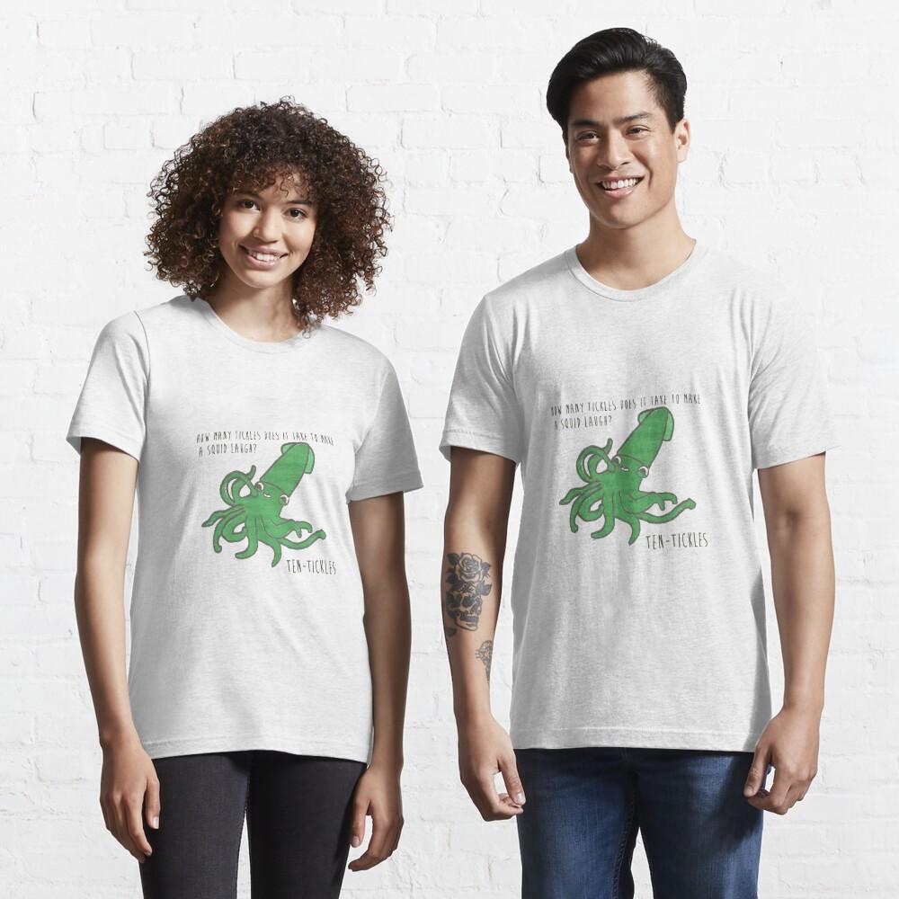Bad Squid Joke Essential T-Shirt
