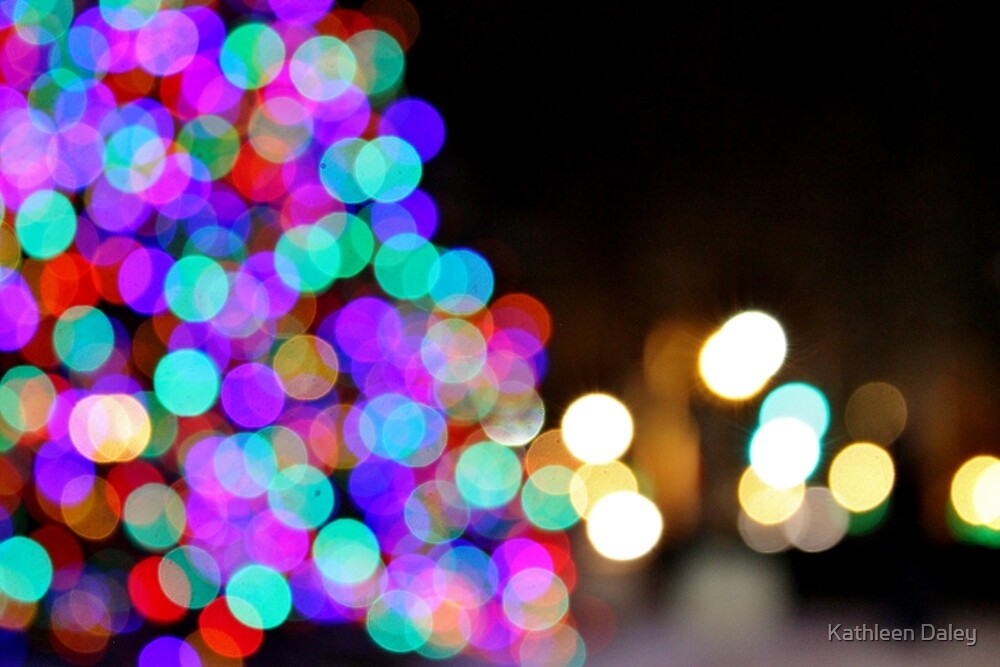 A Blur of Lights by Kathleen Daley