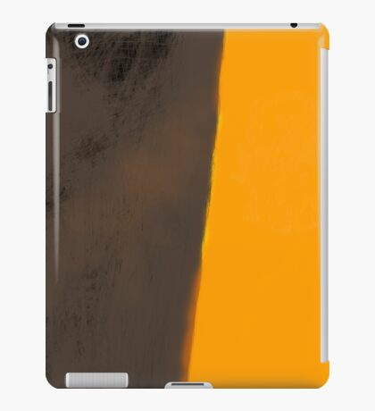 Hitchhiking iPad Case/Skin