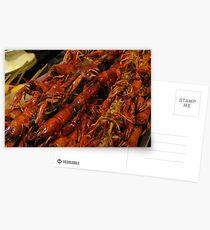 Shrimps Postcards