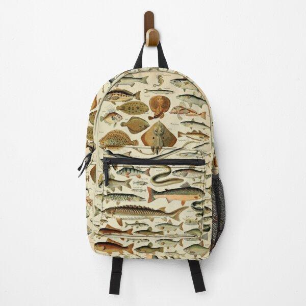 Fish Chart Backpack
