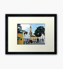 Portmeirion, North Wales  Framed Print