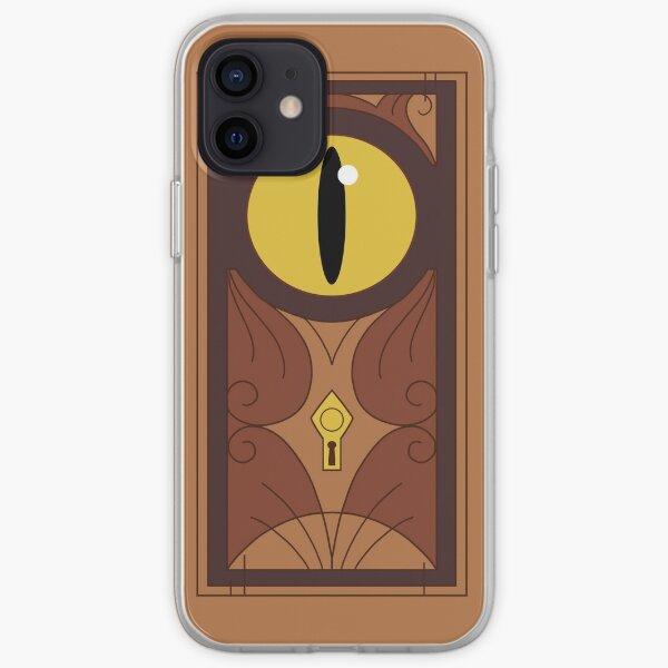The Owl Door iPhone Soft Case
