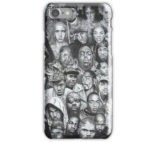 Legends of Hip Hop iPhone Case/Skin