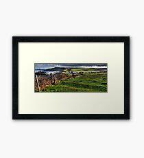 Cayton Bay 3 Framed Print