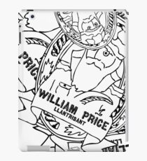 William Price iPad Case/Skin