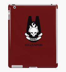 ODST - Helljumpers iPad Case/Skin