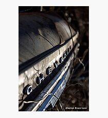 Chevy Photographic Print