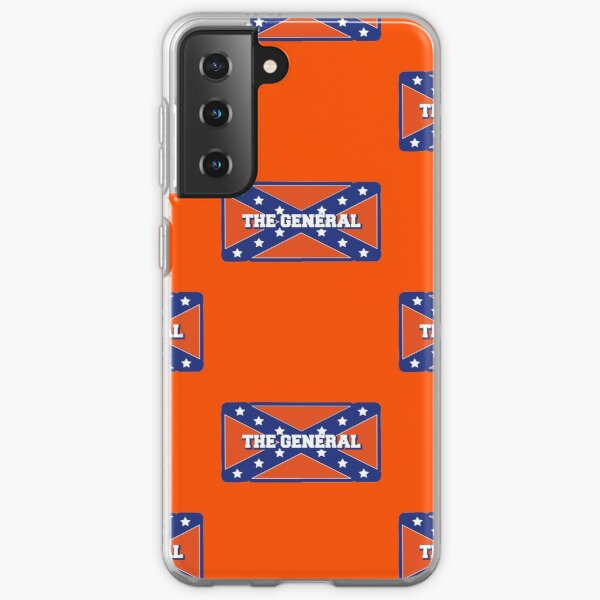The Dukes of Hazzard / Dodge Charger / General Lee / The General Samsung Galaxy Soft Case