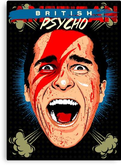 American Psycho British Edition by butcherbilly