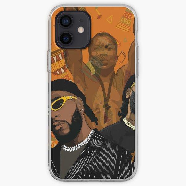 Burna Boy x Fela iPhone Soft Case