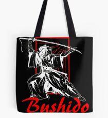 """""""Bushido"""" by Carter L. Shepard Tote Bag"""