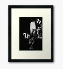 Dark Joker Framed Print