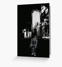 Dark Joker Greeting Card