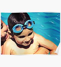 Water Baby Poster