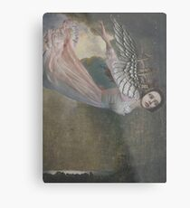 Falling Angel Metal Print
