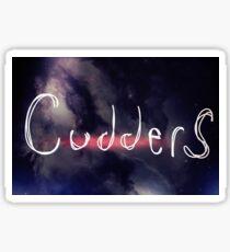 Kid cudi, Cudders Sticker