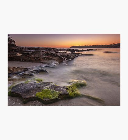 Balmoral Beach Sunrise Photographic Print